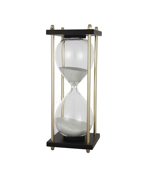 AB Home Hour Glass In Stand, Approx. 30Minutes