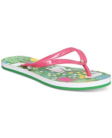 kate spade new york Natal Flip-Flop Sandals