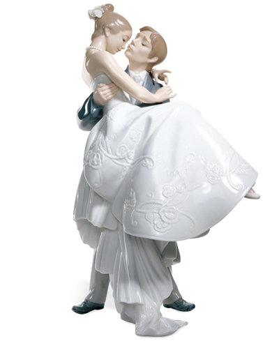 Lladro Collectible Figurine The Hiest Day