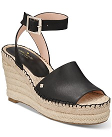 kate spade new york Felipa Espadrille Wedges