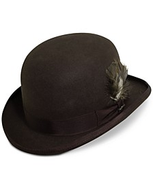 Dorfman Pacific Men's Wool Derby Hat