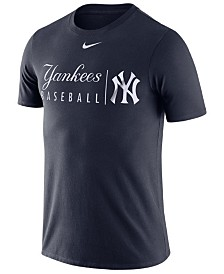 Nike Men's New York Yankees Dri-FIT Practice T-Shirt