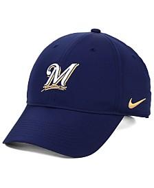 Nike Milwaukee Brewers Legacy Performance Cap