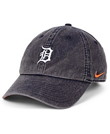 Detroit Tigers Washed Cap