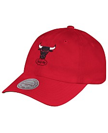 Mitchell & Ness Chicago Bulls Hardwood Classic Basic Slouch Cap
