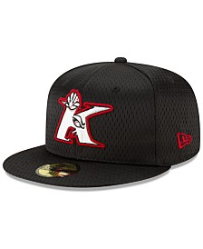 New Era Kannapolis Intimidators Batting Practice Mesh 59FIFTY-FITTED Cap