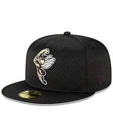 Savannah Sand Gnats Batting Practice Mesh 59FIFTY-FITTED Cap