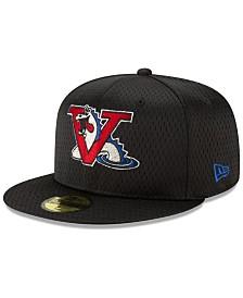 New Era Vero Beach Dodgers Batting Practice Mesh 59FIFTY-FITTED Cap