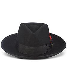 Dorfman Pacific Men's Wool Zoot Hat