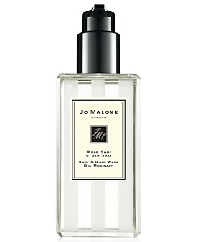 Jo Malone London Wood Sage & Sea Salt Body & Hand Wash, 8.5-oz.