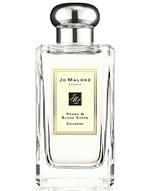 Jo Malone London Peony & Blush Suede Cologne, 3.4-oz.