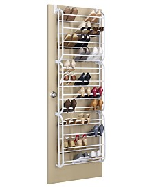 Whitmor Over-the-Door Shoe Rack