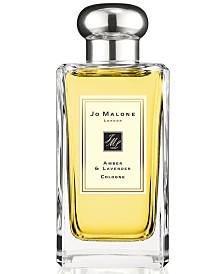 Jo Malone London Amber & Lavender Cologne, 3.4-oz.