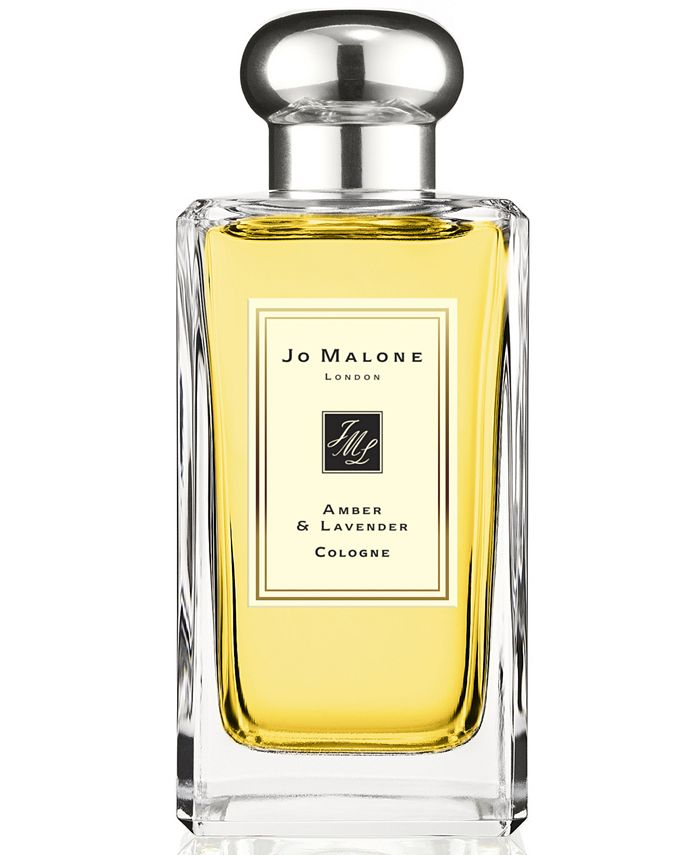 Jo Malone London - Amber & Lavender Cologne, 3.4-oz.