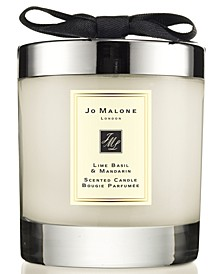 Lime Basil & Mandarin Home Candle, 7.1-oz.