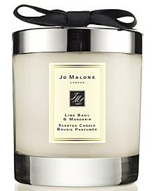 조 말론 '라임 바질 앤 만다린' 홈 캔들 Jo Malone Lime Basil & Mandarin Home Candle, 7.1-oz.,No Color