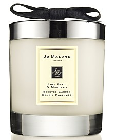 Jo Malone London Lime Basil & Mandarin Home Candle, 7.1-oz.