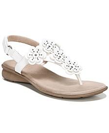 June Ankle Strap Sandals