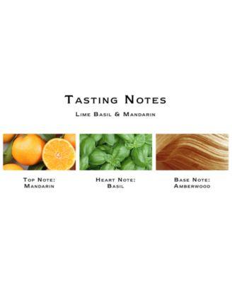 Lime Basil & Mandarin Home Candle, 7.1-oz.