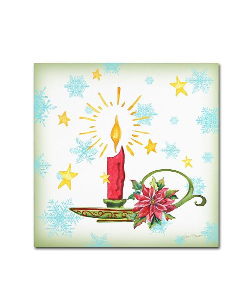 "Trademark Global Jean Plout 'Holiday Celebration 6' Canvas Art - 24"" x 24"" x 2"""
