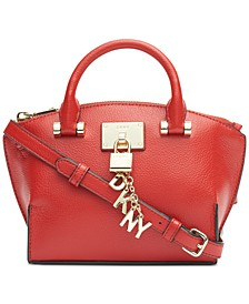 Elissa Small Leather Crossbody, Created for Macy's