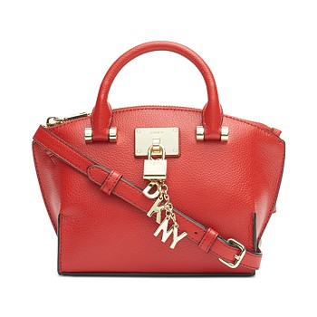 DKNY Elissa Small Leather Crossbody
