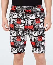 INC Men's Comics Printed Shorts, Created for Macy's