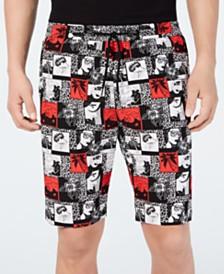 I.N.C. Men's Comics Printed Shorts, Created for Macy's