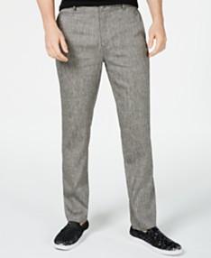 9e397fec353 Men's Linen Pants: Shop Men's Linen Pants - Macy's