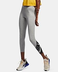 Women's Sportswear Legasee Logo Ankle Leggings