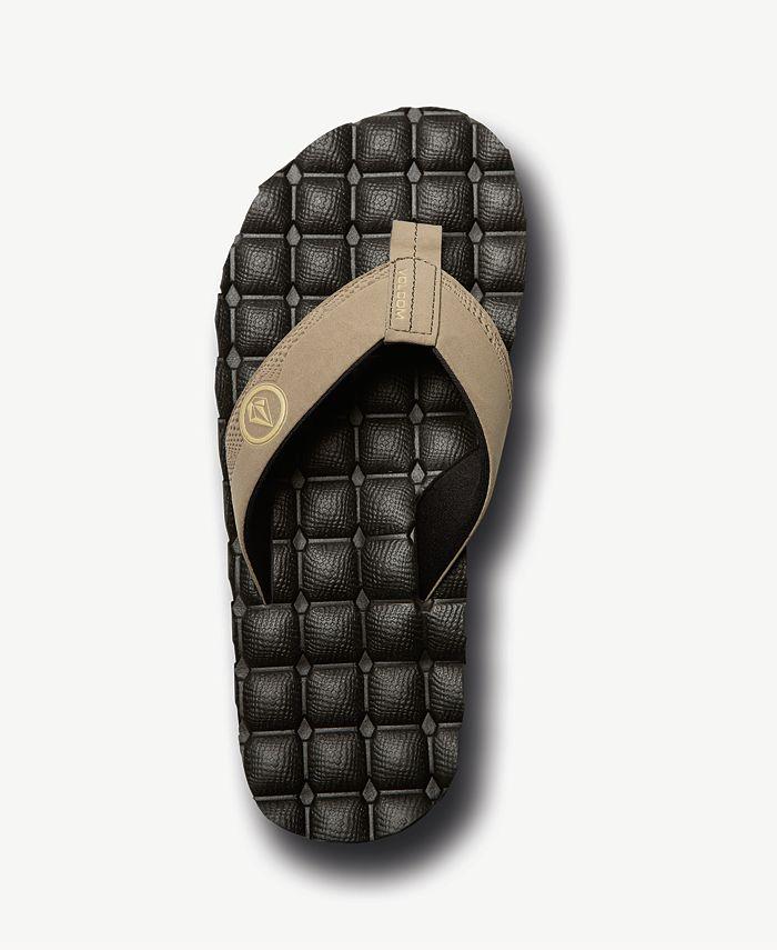 Volcom - Men's Recliner Sandal