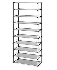 Spacemaker 10-Tier Shelving Tower