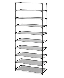 Whitmor Spacemaker 10-Tier Shelving Tower