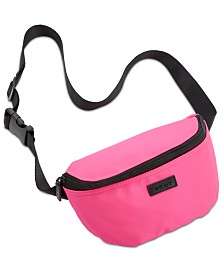 DKNY Nylon Neon Belt Bag
