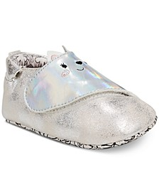 ro + me by Baby Girls Kitty Soft Sole Shoes