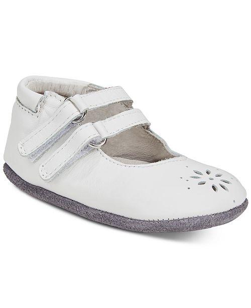 Robeez Baby Girls Mini Audrey Shoes