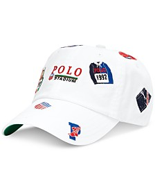 Polo Ralph Lauren Men's Twill Chariots Cap