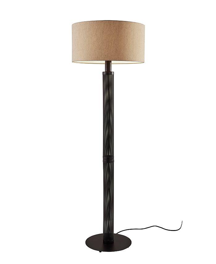 Adesso - Benjamin Floor Lamp
