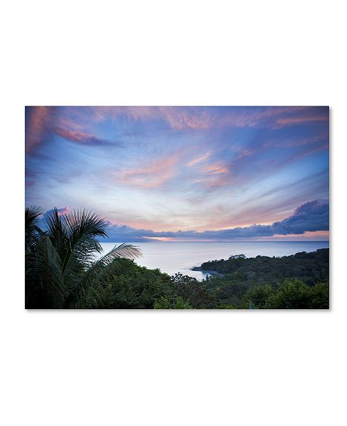 """Trademark Global Robert Harding Picture Library 'Cloudy Landscape' Canvas Art - 47"""" x 30"""" x 2"""""""