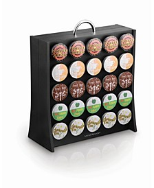 50 Capacity K-Cup Single Serve Coffee Pod Holder Storage Organizer