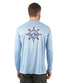 Mountain and Isles Sun Protection Long Sleeve Navigation T-Shirt