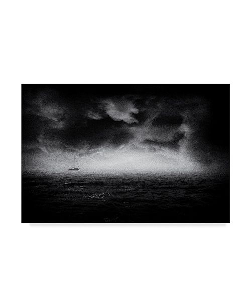 "Trademark Global Nader Farid 'Into The Dreams' Canvas Art - 47"" x 2"" x 30"""