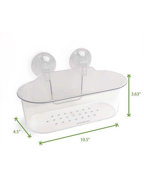 Suction Cup Bathroom Shower Caddy Organizer