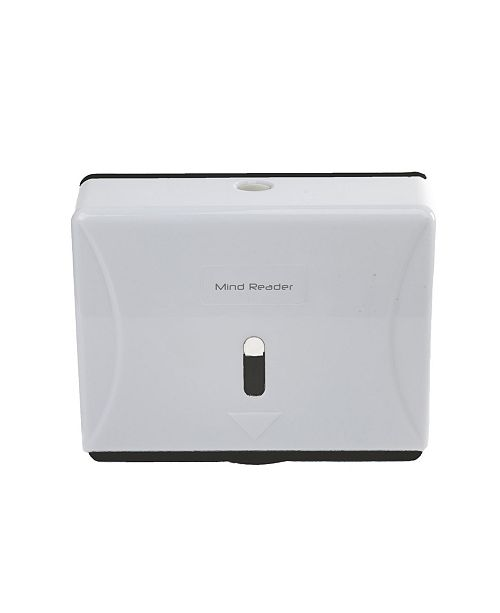 Mind Reader Multi-Fold Paper Towel Dispenser, Paper Towel Holder