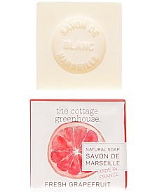 The Cottage Greenhouse Fresh Grapefruit Soap, 3.5-oz.