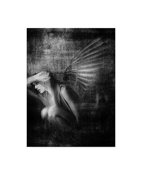 "Trademark Global Jeffrey Hummel 'Exile' Canvas Art - 35"" x 2"" x 47"""