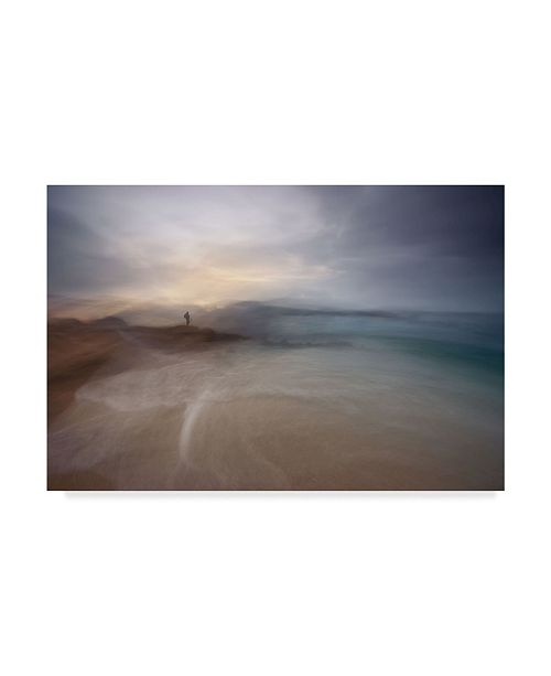 "Trademark Global Santiago Pascual Buye 'The Photographer Of Nowhere' Canvas Art - 24"" x 2"" x 16"""