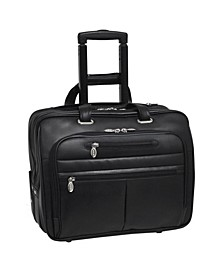 Wrightwood Wheeled Laptop Briefcase