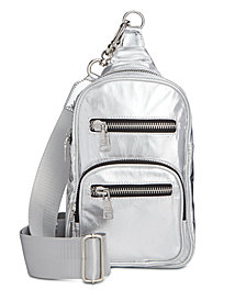 Steve Madden Irving Nylon Sling Backpack