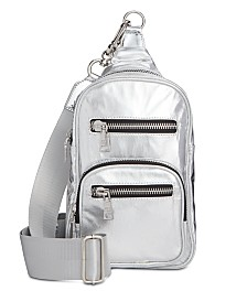 Steve Madden Irving Nylon Sling Backpack